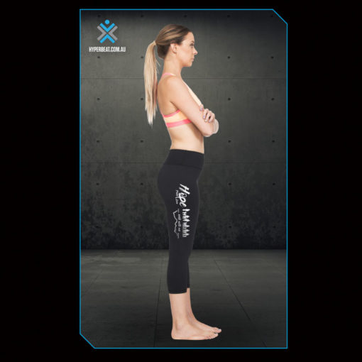 3/4 compression pants